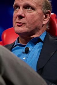 Microsoft CEO Steve Ballmer.