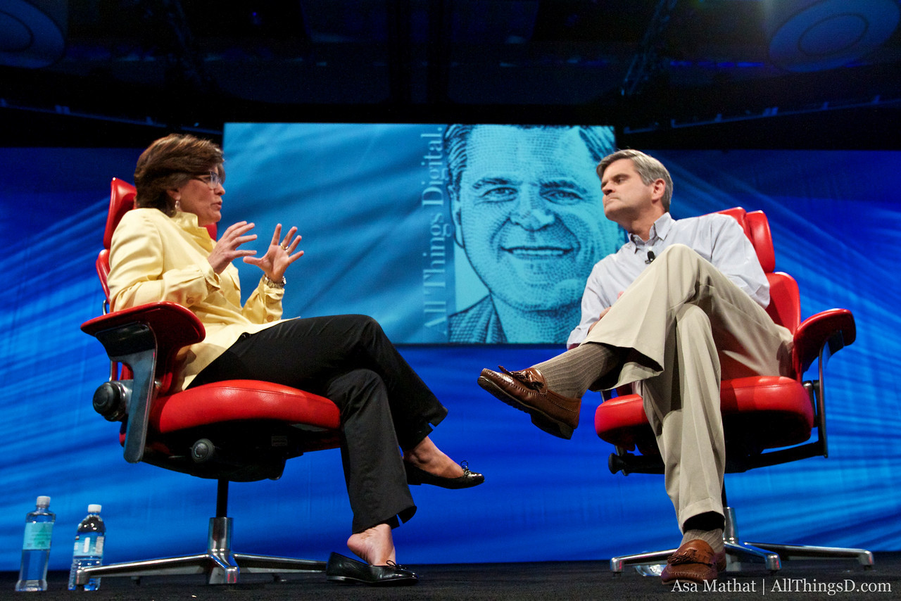 Kara Swisher and Steve Case go way way back.