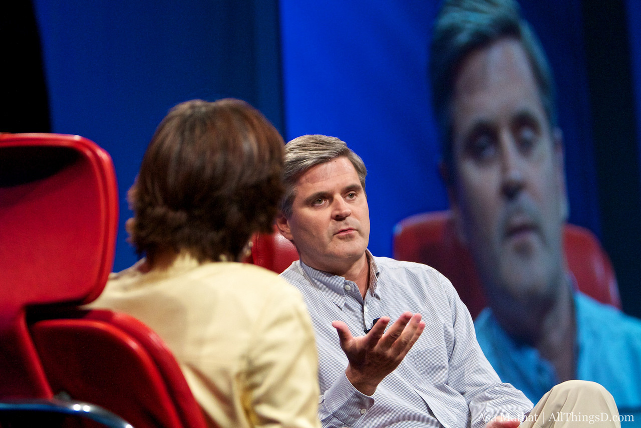 Revolution CEO Steve Case.