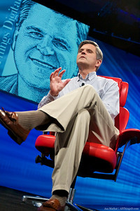 Steve Case returns to the D stage.