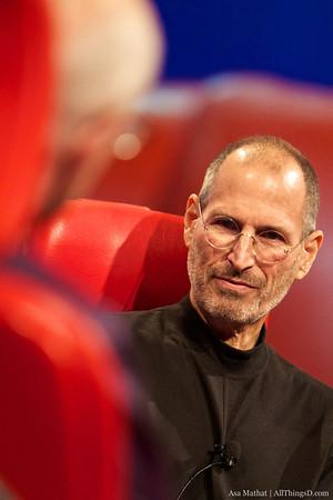 D8: Steve Jobs, Apple