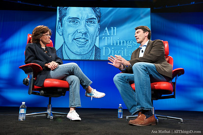 "AOL CEO Tim Armstrong, interviewed by Kara Swisher, author of ""There Must Be a Pony in Here Somewhere: The AOL Time Warner Debacle..."""