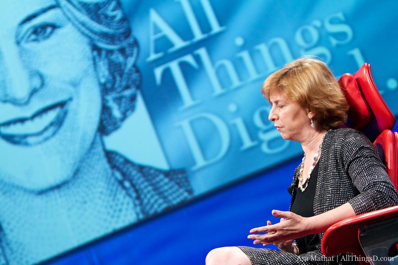 Vivian Schiller, CEO of National Public Radio.