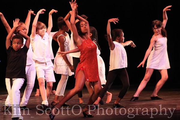 Motown Musical Theater by Debbie Allen