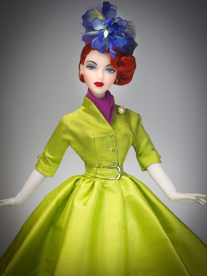 DAE Green day dress