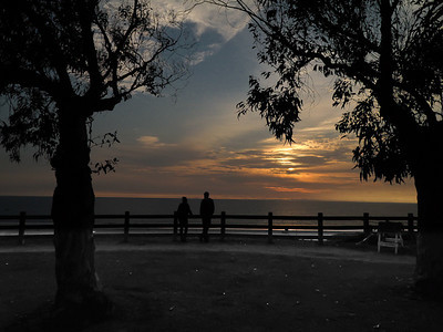 January 7 - Palisades Park, Santa Monica