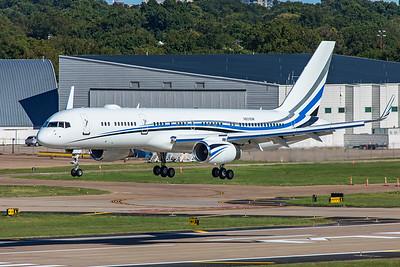 MLW Aviation LLC Boeing 757-256 N801DM 9-29-20