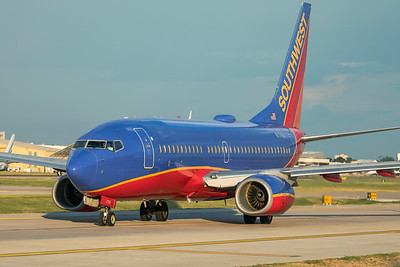 Southwest Airlines Boeing 737-7BD N7745A 7-26-20
