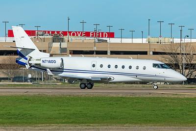 Gulfstream G200 N718DD 2-2-20