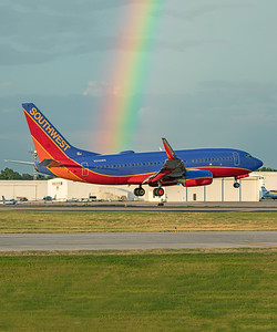 Southwest Airlines Boeing 737-7H4 N249WN IG