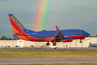 Southwest Airlines Boeing 737-7H4 N249WN 7-26-20