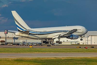 MLW Aviation LLC Boeing 767-277 N767MW 7-26-20