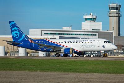 Horizon Air Embraer EERJ-170-200LR N651QX 2-2-20