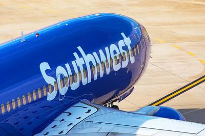 Southwest Airlines Boeing 737-76N N7710A 5-1-20