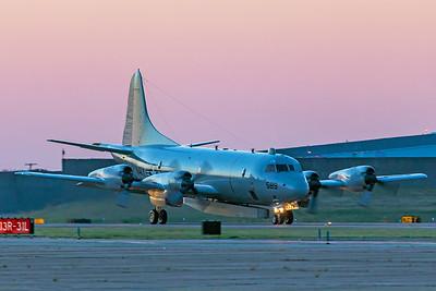 United States Navy Lockheed P-3C 161589 6-17-20 2