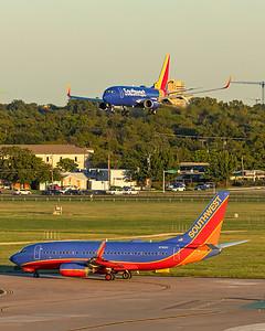 Southwest Airlines Boeing 737-76N N7812G 9-29-20
