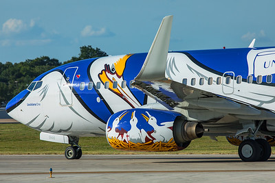 Southwest Airlines Boeing 737-7H4 N946WN 7-23-20 3