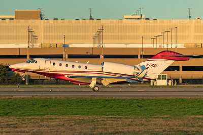 Cessna 750 Citation X N78ZE 2-1-20