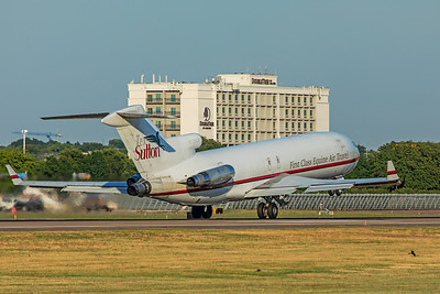 Kalitta Charters Boeing 727-224(Adv)(F) N725CK 6-17-20