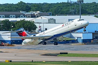 Delta Air Lines Boeing 717-2BD N993AT 5-1-20