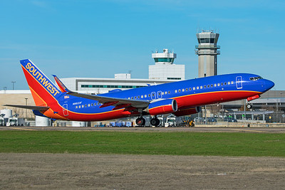 Southwest Airlines Boeing 737-8H4 N8623F 2-2-20