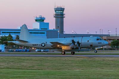 United States Navy Lockheed P-3C 161589 6-17-20