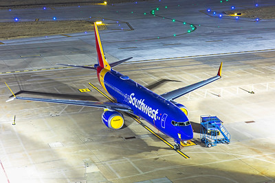 Southwest Airlines Boeing 737-8 MAX N8735L 1-9-21