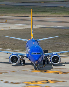 Southwest Airlines Boeing 737-8 MAX 3-5-21
