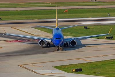 Southwest Airlines Boeing 737-8 MAX N8734Q 7-7-21