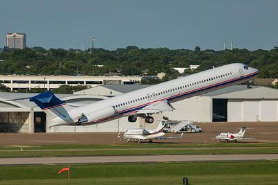 Olympia Aviation McDonnell Douglas MD-81 N682RW 7-7-21