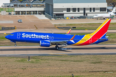 Southwest Airlines Boeing 737-8 MAX N8725L 3-25-21