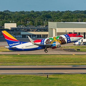 Southwest Airlines Boeing 737-7H4 N280WN 7-22-21