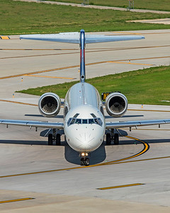 Delta Air Lines Boeing 717-231 N926AT 7-14-21