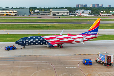 Southwest Airlines Boeing 737-8H4 N500WR 6-18-21
