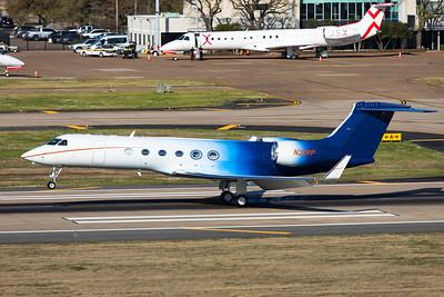 Gulfstream V N32RP 3-25-21