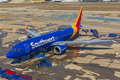 Southwest Airlines Boeing 737-8 MAX N8734Q 2-20-21