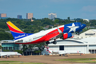 Southwest Airlines Boeing 737-7H4 N931WN 8-15-21 2