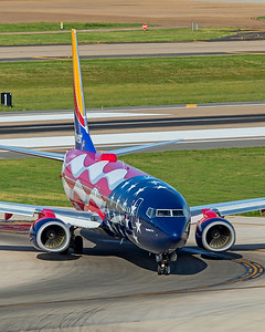 Southwest Airlines Boeing 737-8H4 N500WR 7-14-21
