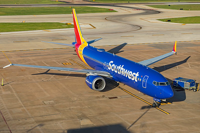 Southwest Airlines Boeing 737-8 MAX N8716B 8-20-21