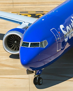 Southwest Airlines Boeing 737-8 MAX N8814K 8-15-21