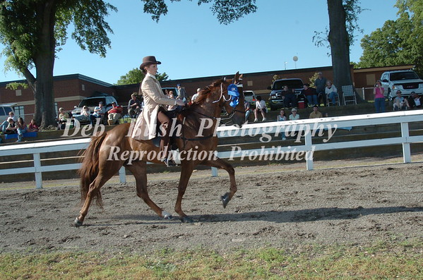 CLASS 3 PLANTATION / PARK PLEASURE 4YR OLD AND UNDER