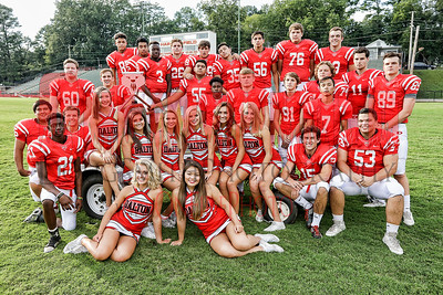 A2 - DALTON FOOTBALL PROGRAM PHOTOS 2017