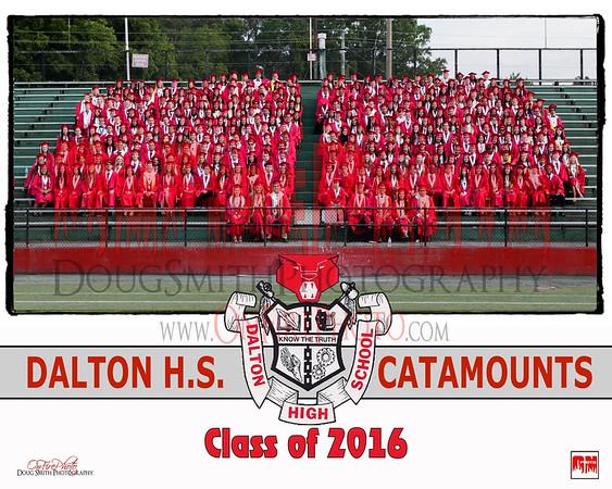 A2 - DALTON HS GRADUATION 2016