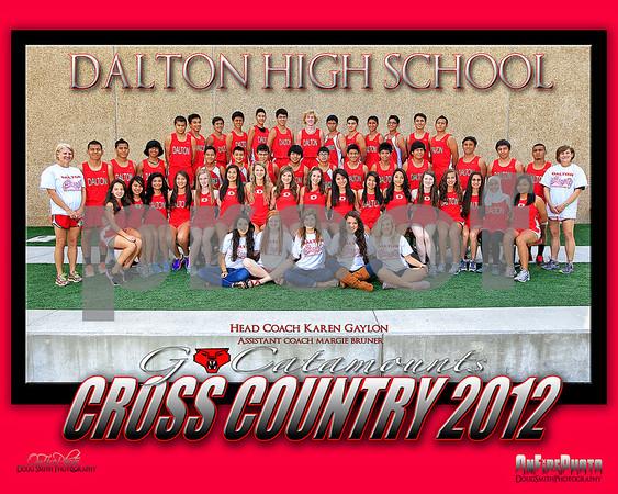 DALTON CROSS COUNTRY 2012