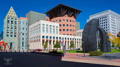 Downtown Denver Library