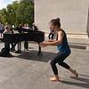 DANCING  WITH  CHOPIN  2015   -   Washington  Square  Park,  Manhattan  NYC