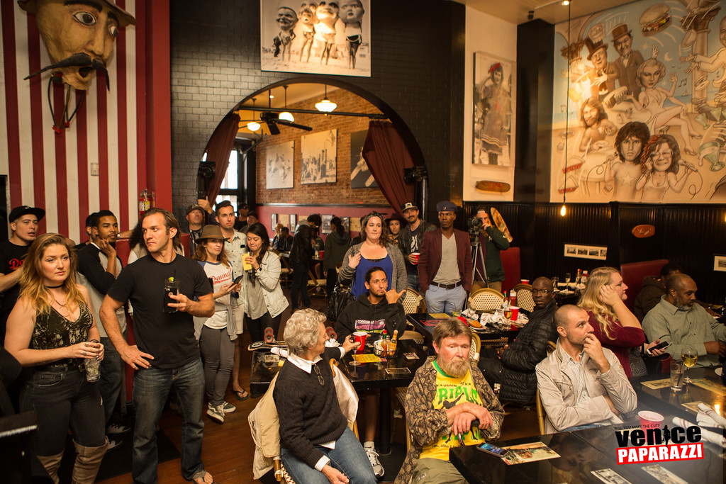 Danny's Venice Farewell Party.  Venice, California.  DannysVenice.com @DannysVenice.  Photos by www.VenicePaparazzi.com