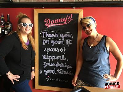 Danny's Venice.  Venice, California.  www.DannysVenice.com.  Photo by www.VenicePaparazzi.com