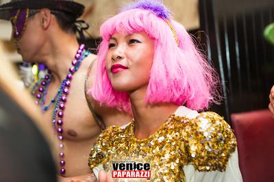 Venice Beach Mardi Gras After Party at Danny's.  www.DannysVenice.com.  Photo by VenicePaparazzi.com