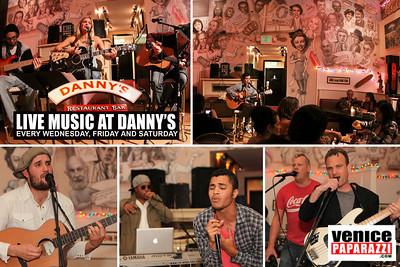 live music at dannys